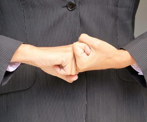 Fist to fist 2